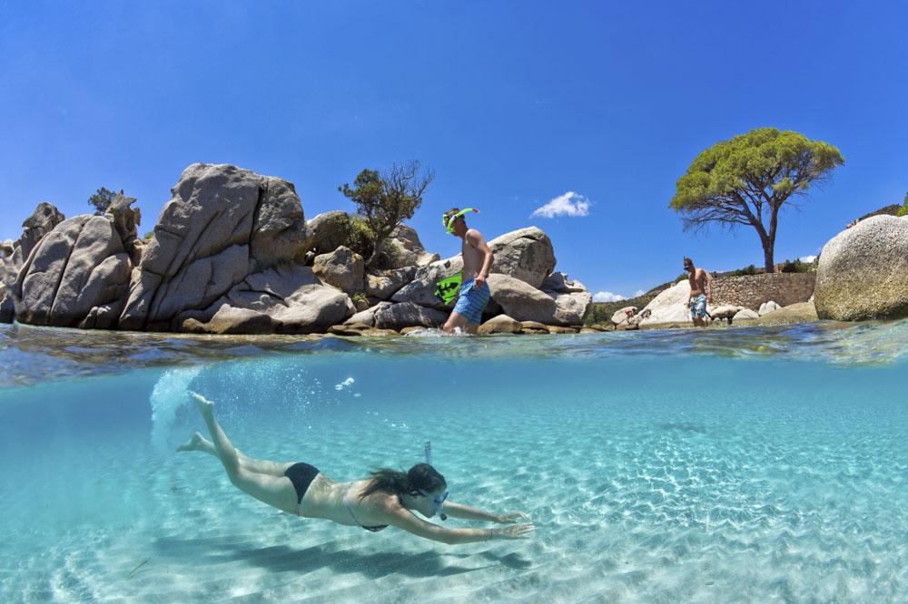 Giải trí và thư giãn ở Corsica