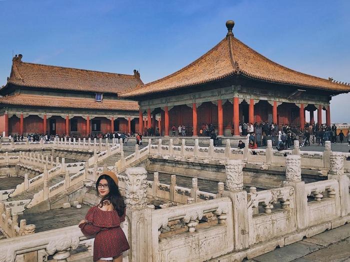 Trung Quốc là một cường quốc giàu có và lớn mạnh
