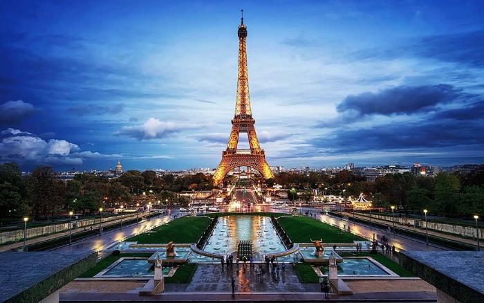 Giải mã giấc mơ du lịch Pháp
