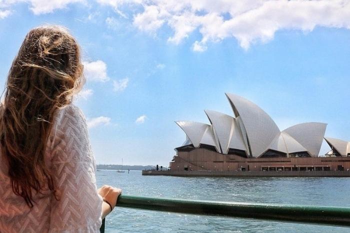 Chiêm bao thấy hình ảnh đi du lịch Úc một mình