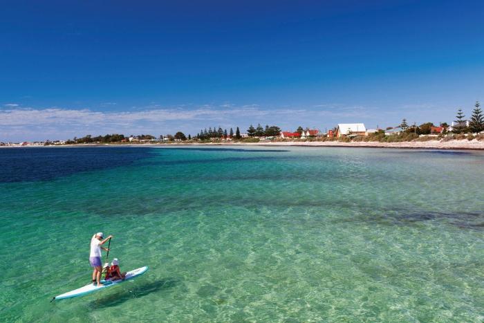 Mộng thấy đi ngắm biển khi đến nước Úc đặt cược ngay cặp số 17 - 44