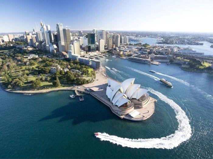 Khám phá điều thú vị về giấc mơ du lịch Úc
