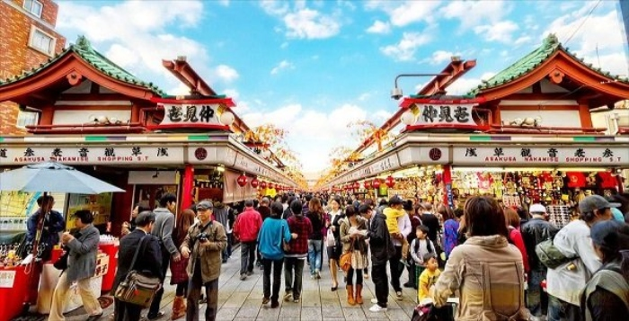 Mộng thấy mình đi du lịch Nhật nhưng cảm thấy sợ hãi