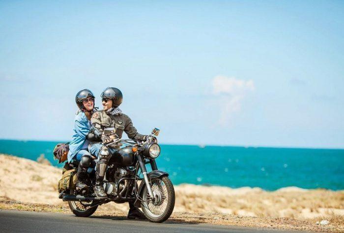 Nằm mơ thấy đi du lịch tỉnh thành bằng xe máy đánh các số tài lộc 48 - 51