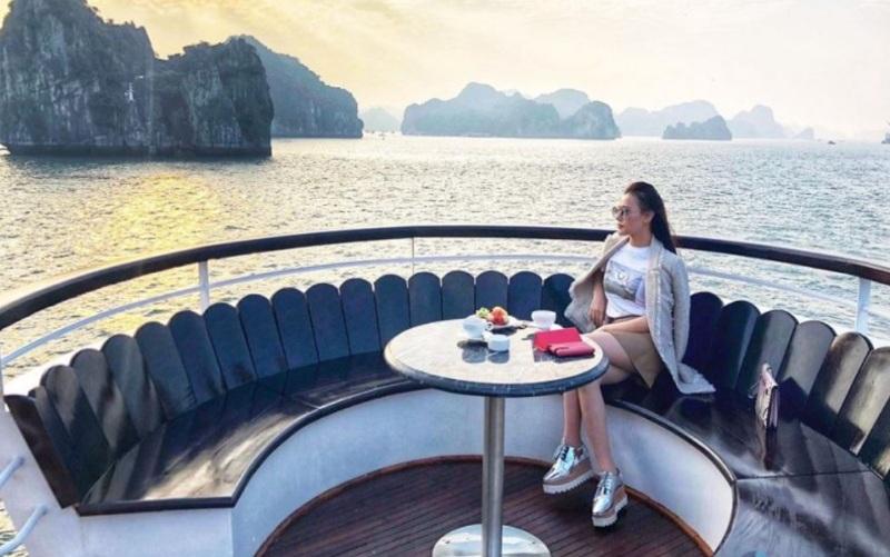 Mộng thấy một mình đi du thuyền