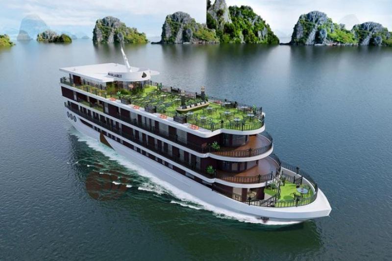 Đa phần những giấc mơ thấy đi du thuyền thường mang điềm báo tốt, may mắn